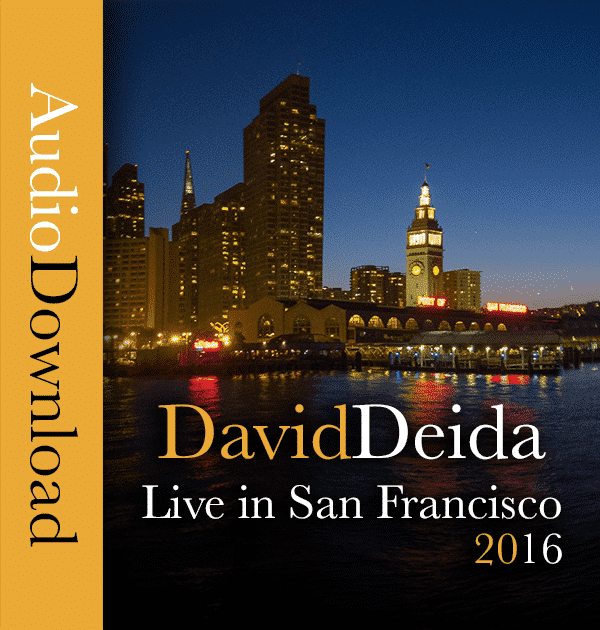 David Deida: Live in San Francisco 2016